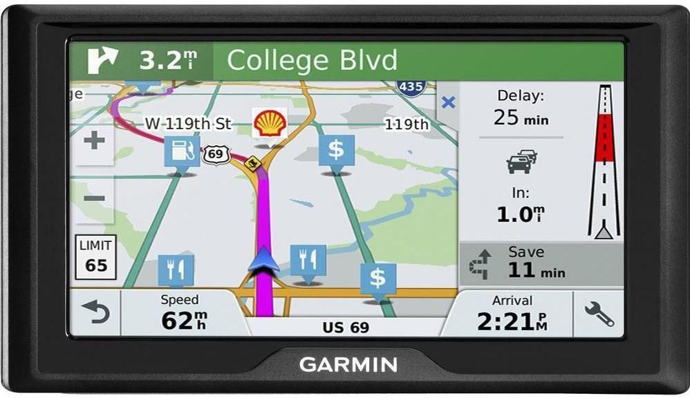 Garmin Drive 61LMT-S Ida-Euroopa