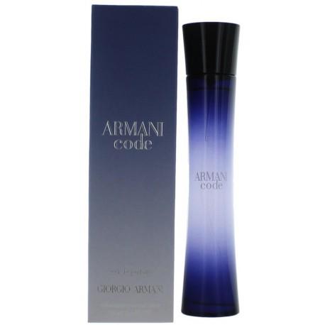 Giorgio Armani Code Pour Femme Eau de Parfum 75мл