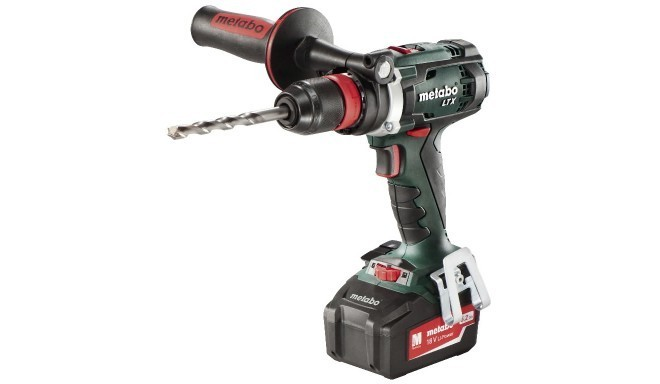 akutrell bs 18 ltx quick 5 2 ah metabo cordless drills photopoint. Black Bedroom Furniture Sets. Home Design Ideas