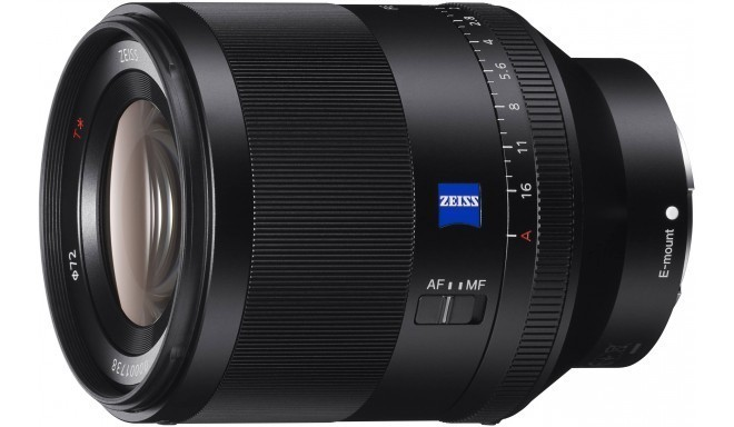 Sony Planar T* FE 50 мм f/1.4 ZA объектив