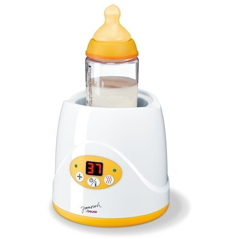 Lutipudeli ja beebi toidu soojendaja BY52, Be
