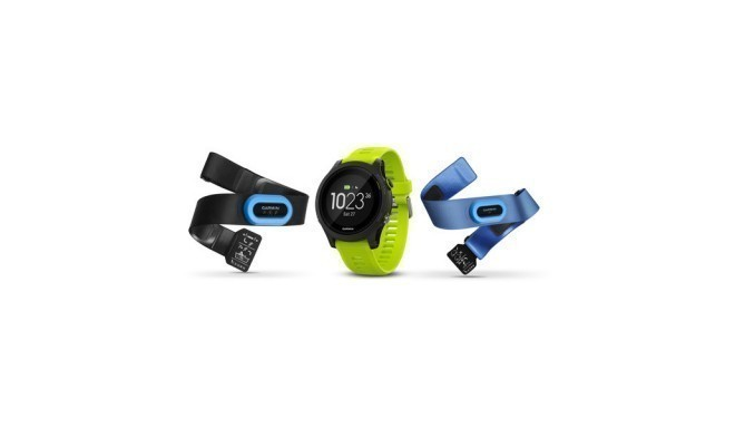 Forerunner 935, GPS, EU/PAC, Tri Bundle, Force Yellow