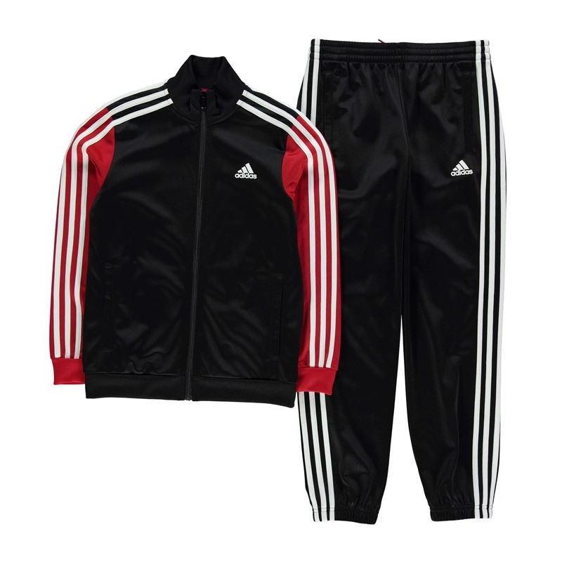 99db5dbb2d5 Adidas Tiberio Tracksuit Junior Boys - Tracksuits - Photopoint