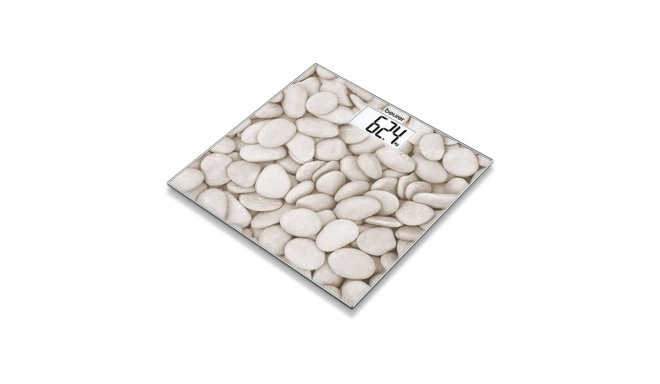 Beurer bathroom scale GS 203 Stone