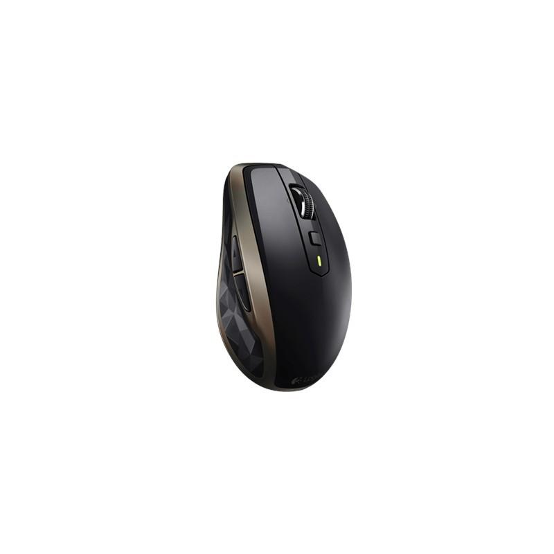 Logitech mouse MX Anywhere 2, black/brown