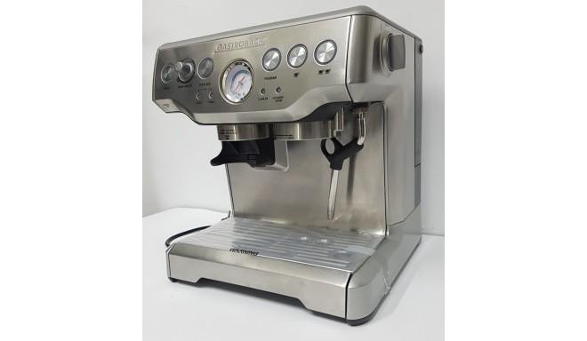 be84378997d Gastroback 42612 Design Advance Pro GS Espresso slėginė kavavirė ...