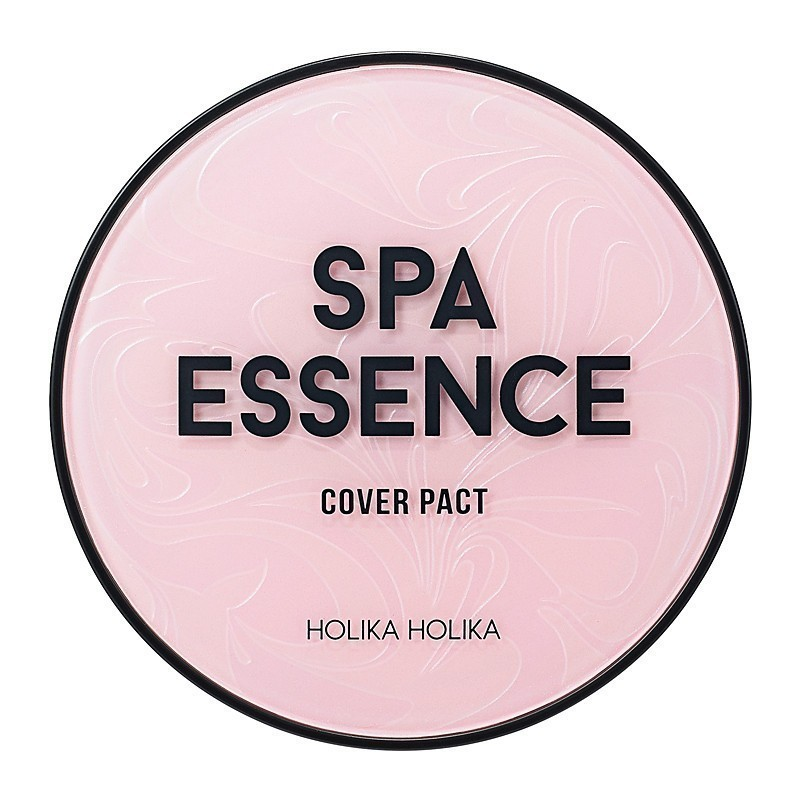 Holika Holika kerge jumestuskreem Spa Essence Cover Pact 02 Honey