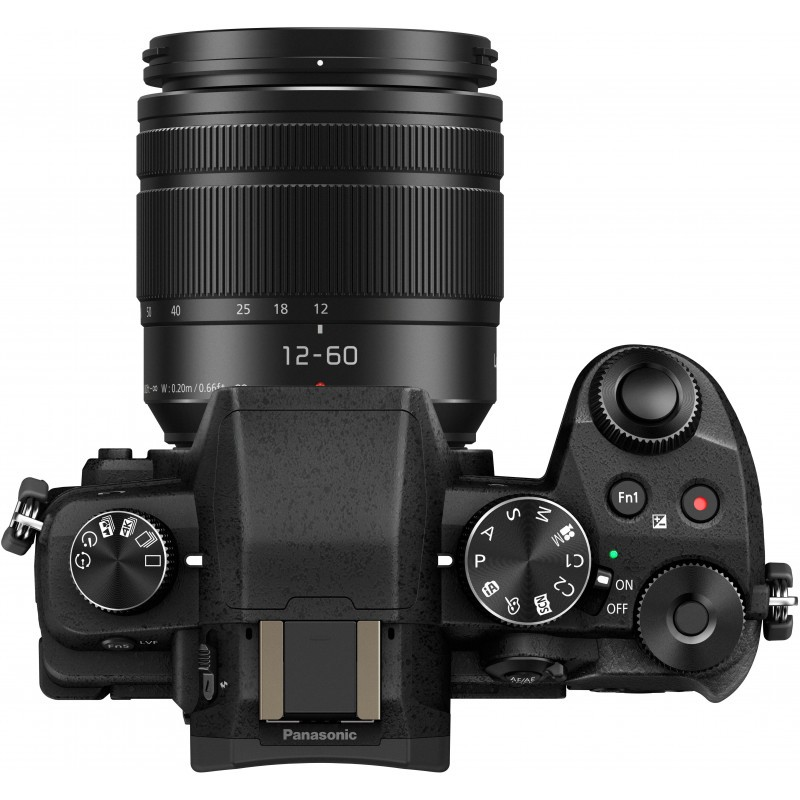 Panasonic Lumix DMC-G80 + 12-60mm + 45-200mm Kit