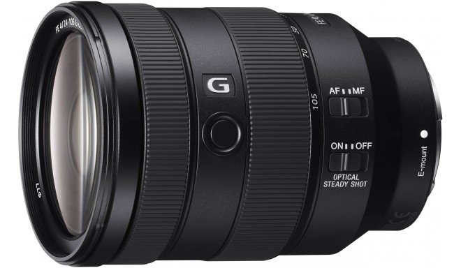 Sony FE 24-105 мм f/4 G OSS объектив