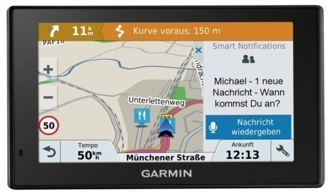 Garmin DriveSmart 51LMT-D EU