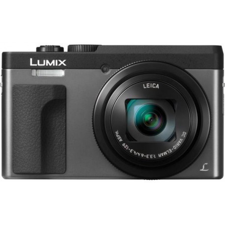 Panasonic Lumix DMC-TZ90, серебряный