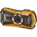Ricoh WG-30 Wi-Fi, Flame Orange
