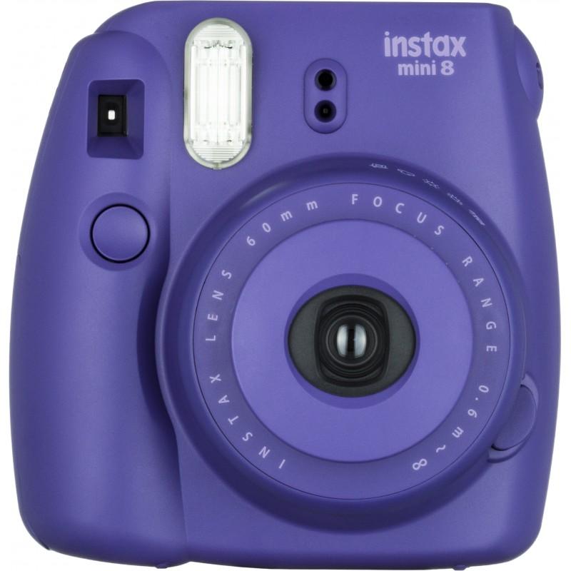 Fujifilm Instax Mini 8, lilla