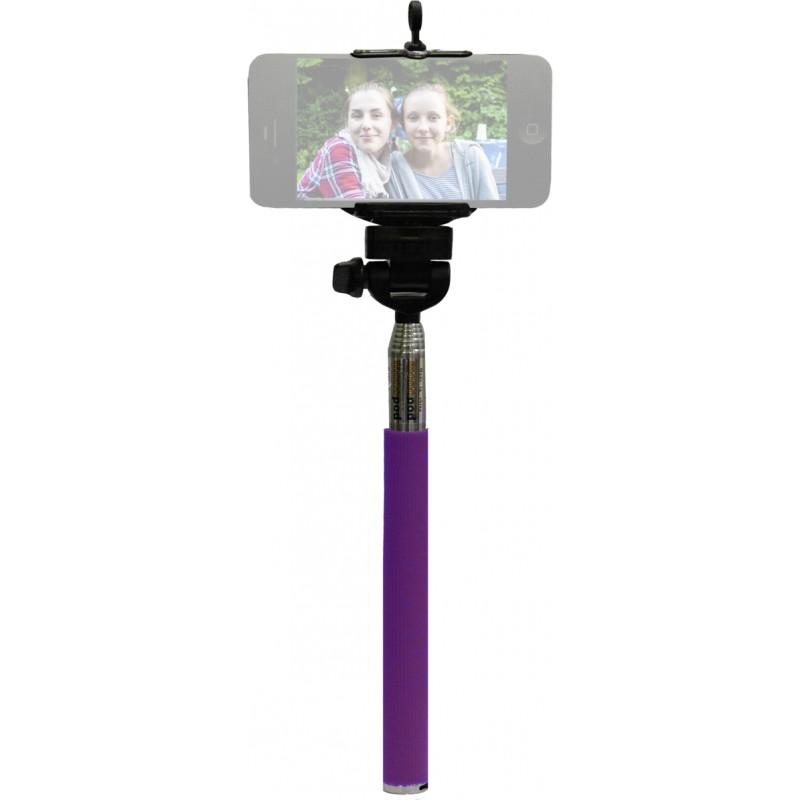 SelfieMAKER Smart käsistatiiv, lilla