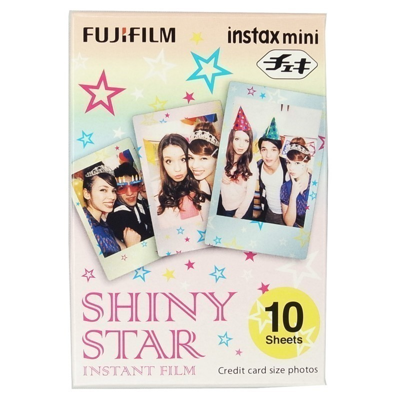 Fujifilm Instax Mini 1x10 Shiny Star