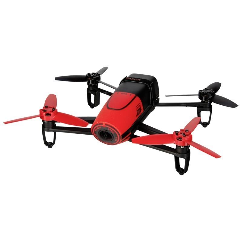 Parrot Bebop Drone 1, red - Drones