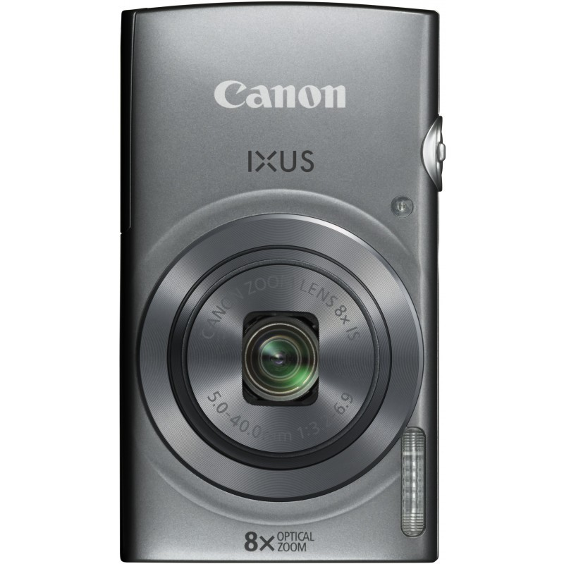 canon digital ixus 165 silver compact cameras photopoint. Black Bedroom Furniture Sets. Home Design Ideas