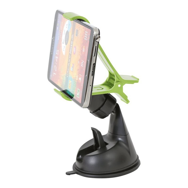 Omega universal car holder Avocado, black/green