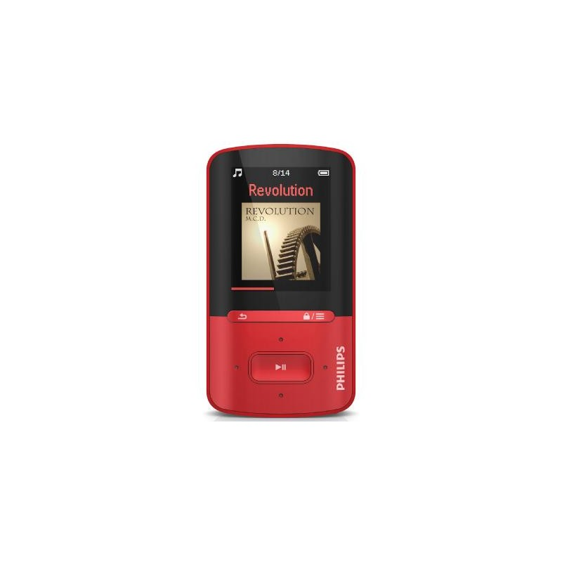philips gogear mp4 player sa4vbe04rf vibe 4gb photopoint. Black Bedroom Furniture Sets. Home Design Ideas