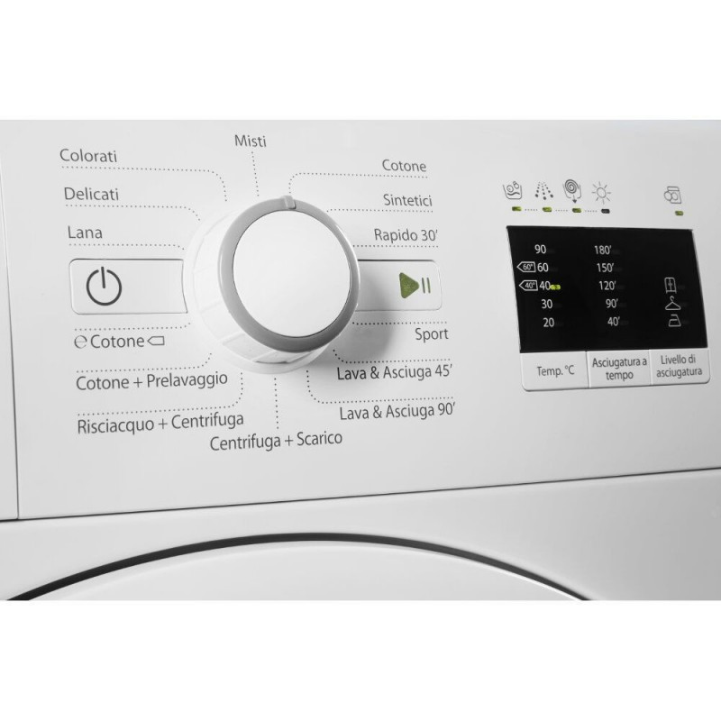 Whirlpool washer-dryer WWDE8612 - Front-loader washing machines ...