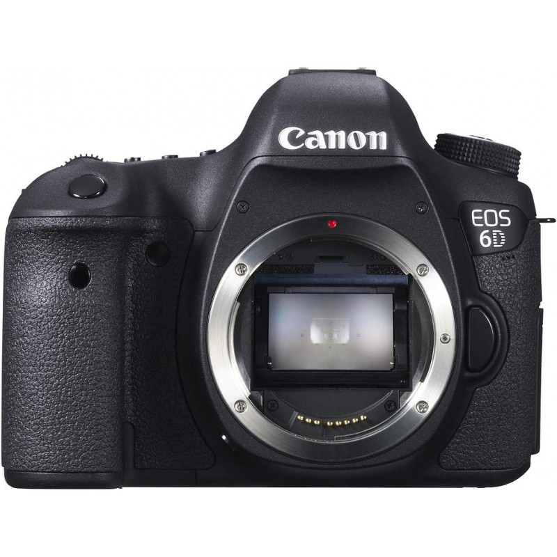 Canon EOS 6D + 24-105mm f/3.5-5.6 IS STM Kit