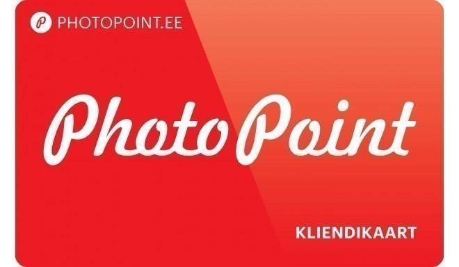 Карта клиента Photopoint