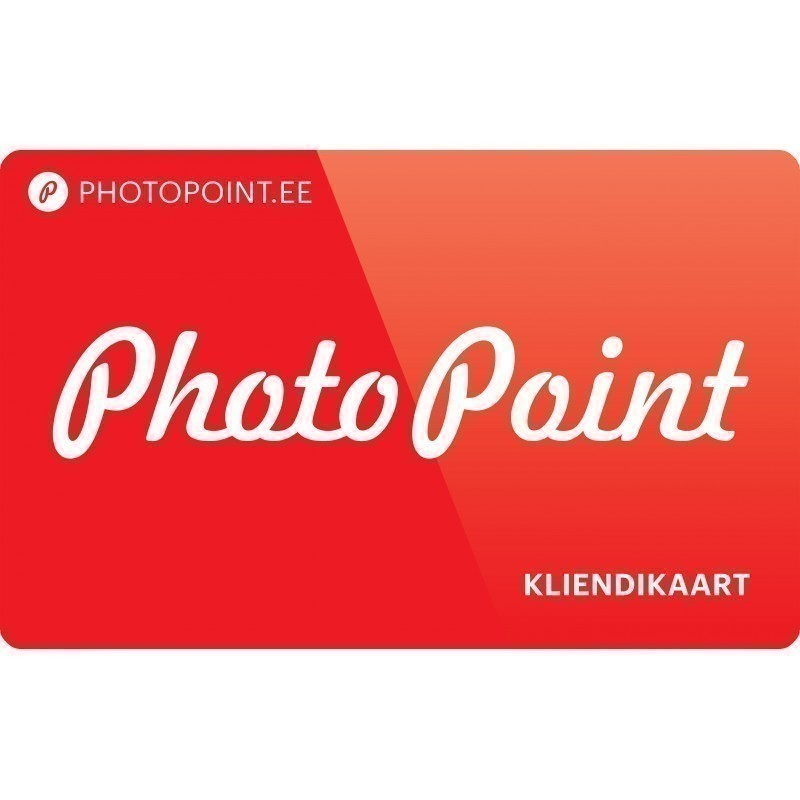 Photopointi client card