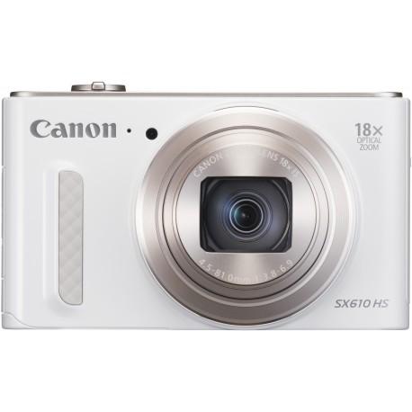 Canon PowerShot SX610 HS, valge