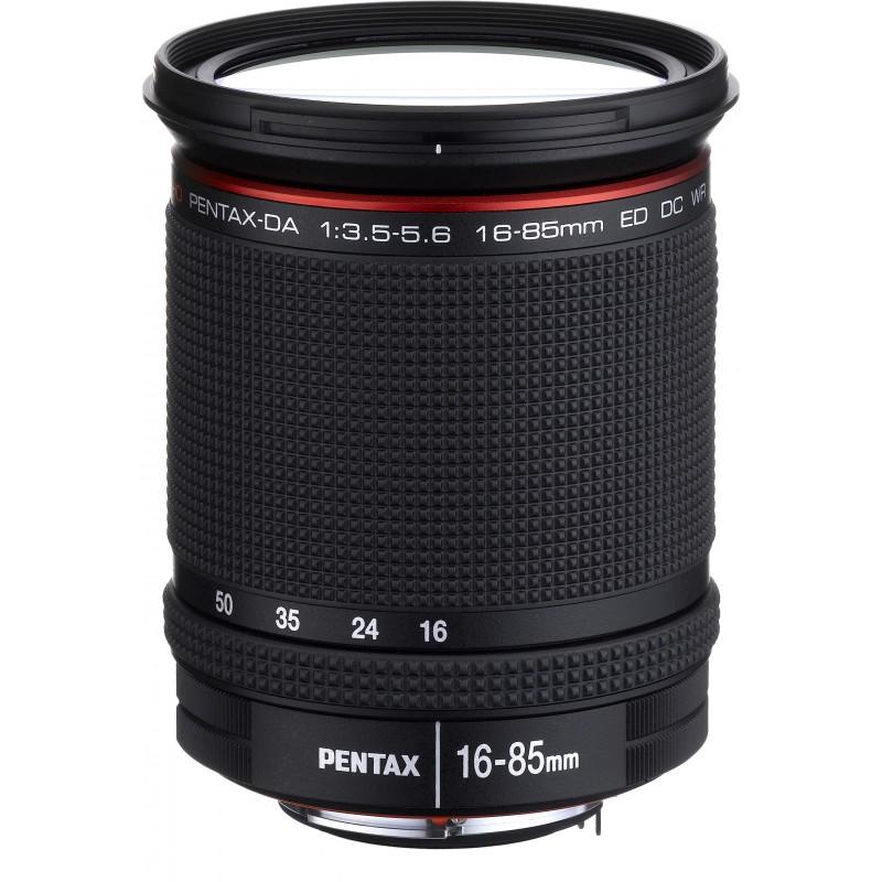 HD Pentax DA 16-85mm f/3.5-5.6 ED DC WR objektiiv