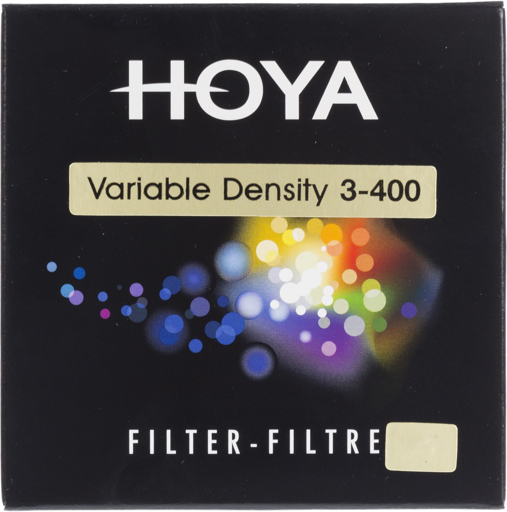 Hoya filter neutraalhall Variable Density 58mm