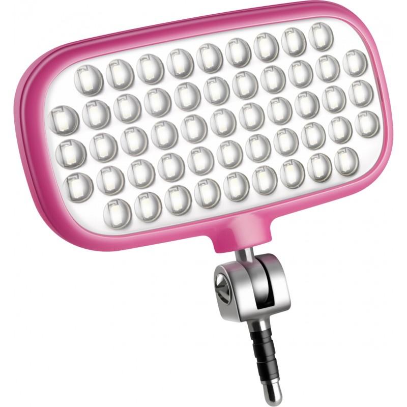Metz Mecalight LED-72 Smart, roosa