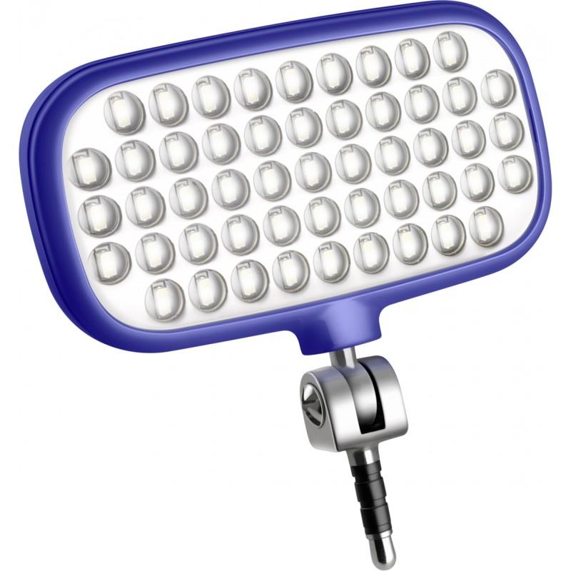 Metz Mecalight LED-72 Smart, sinine