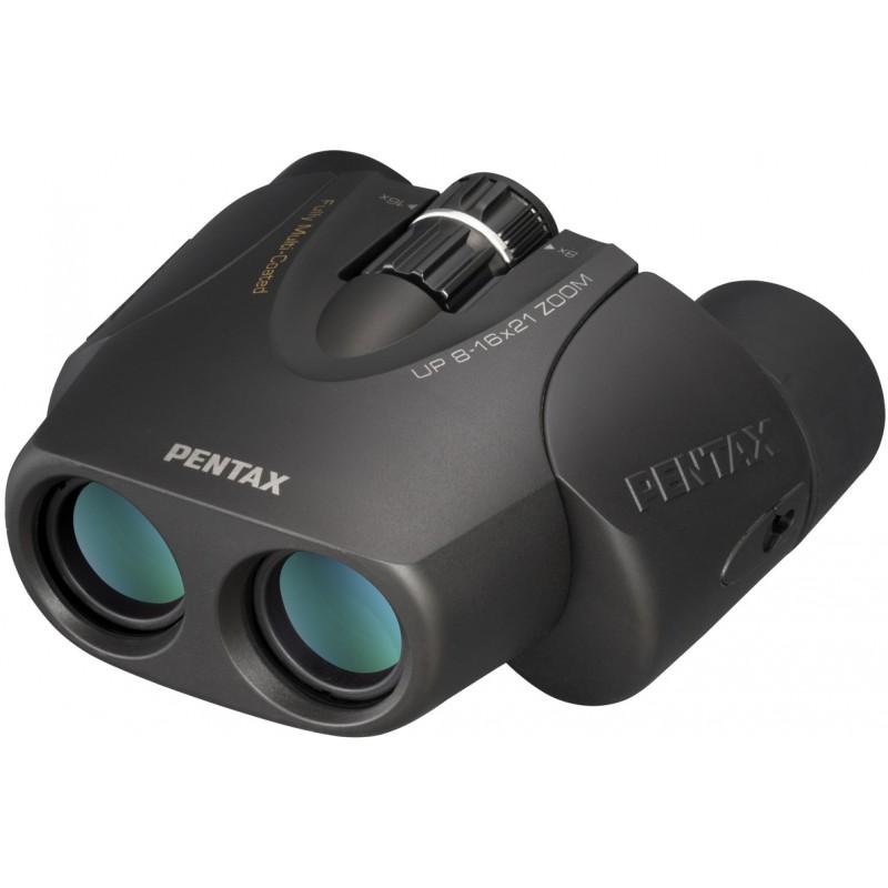 Pentax binoculars UP 8-16x21