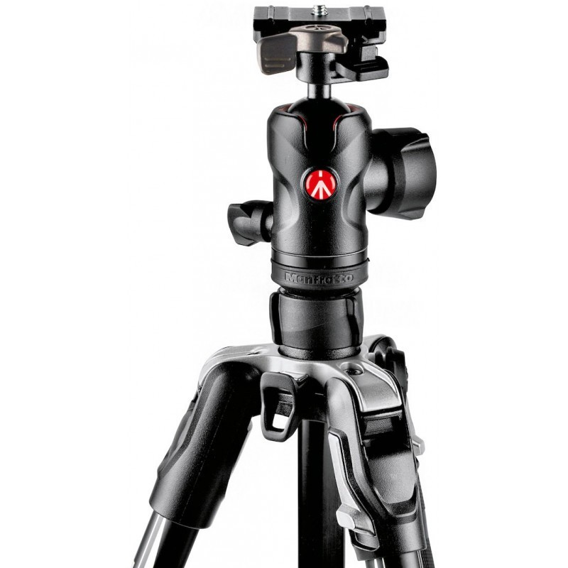 Manfrotto statiivikomplekt Befree Advanced MKBFRTA4BK-BH, must