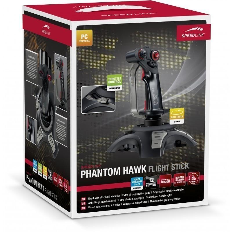 Speedlink Phantom Hawk FlightstickSL6638
