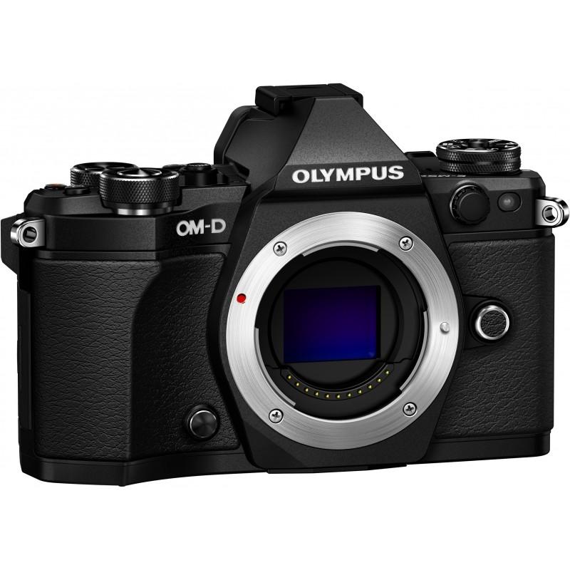 Olympus OM-D E-M5 Mark II kere, black