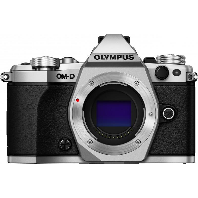 Корпус Olympus OM-D E-M5 Mark II, серебрянный