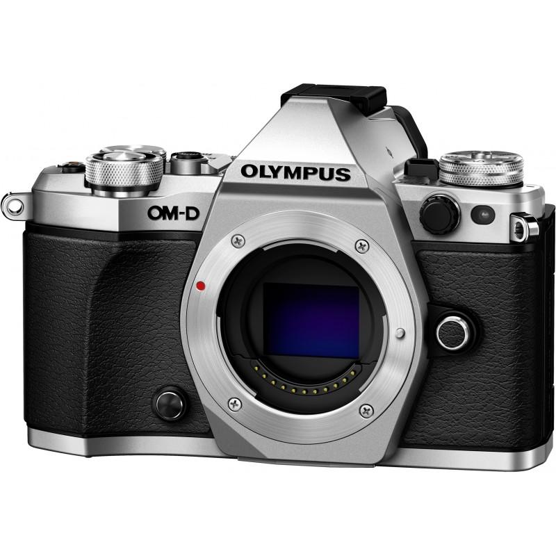 Olympus OM-D E-M5 Mark II kere, silver