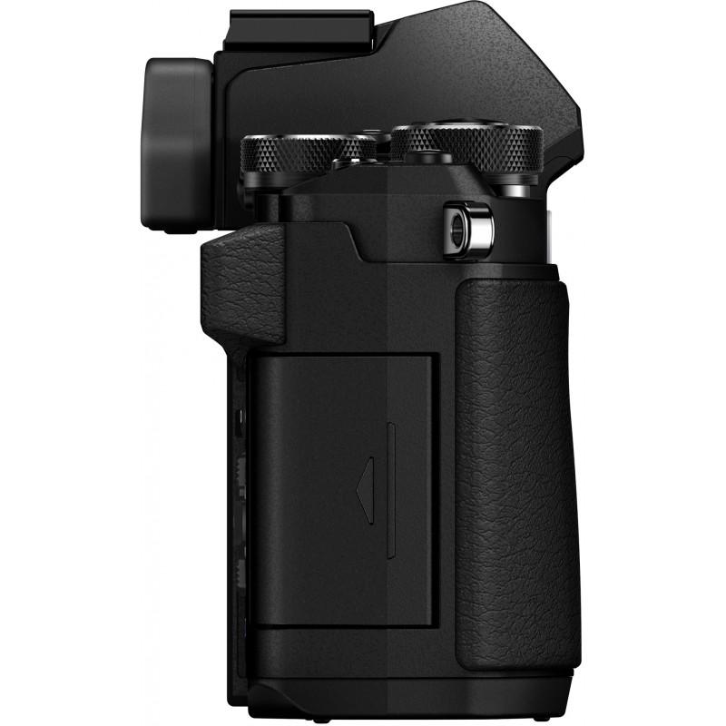 Olympus OM-D E-M5 Mark II + 14-150 mm II Kit, must