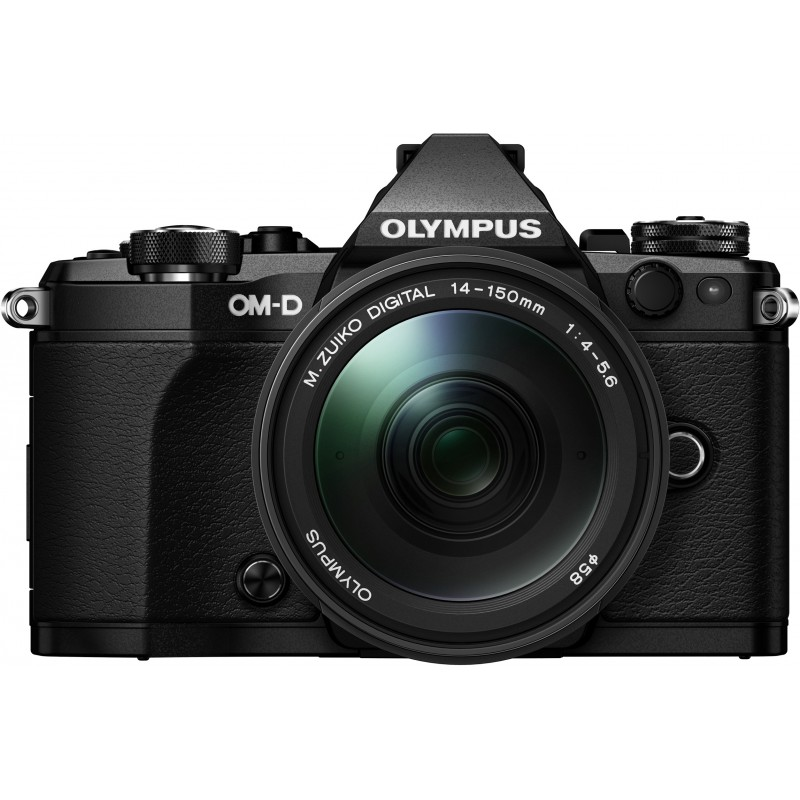 Olympus OM-D E-M5 Mark II + 14-150mm II Kit, must