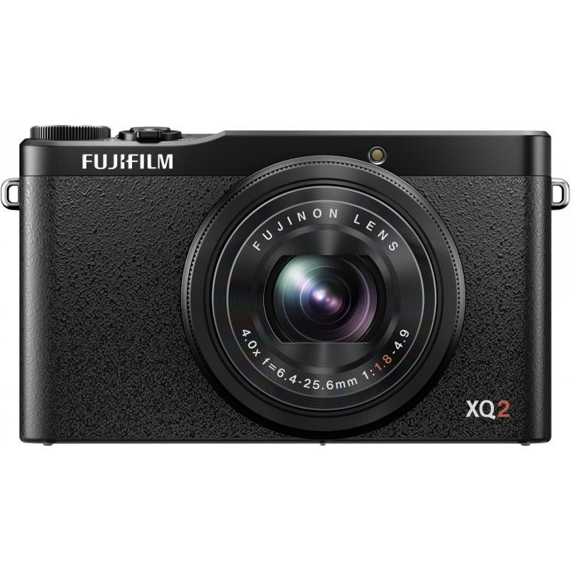 Fujifilm XQ2, черный