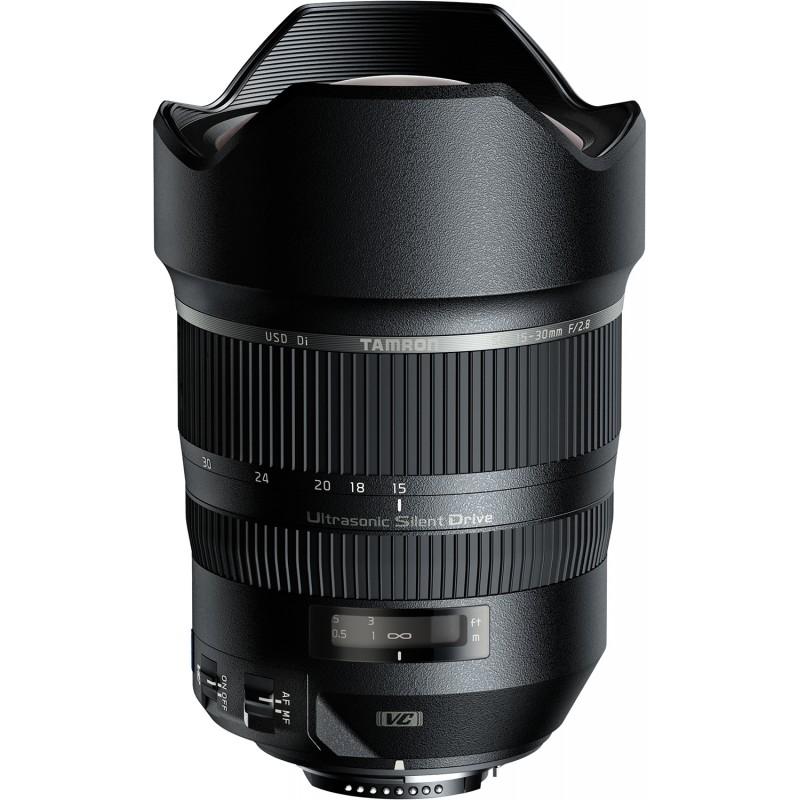 Tamron SP 15-30mm f/2.8 Di VC USD objektiiv Nikonile