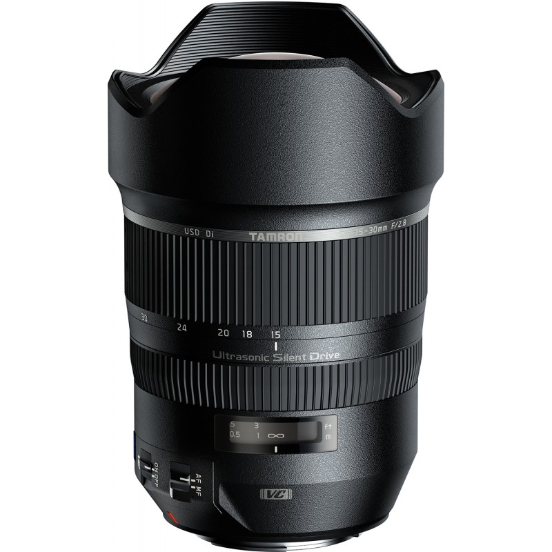 Tamron 15-30/F2,8 DI VC USD Canon