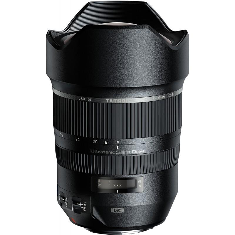 Tamron SP 15-30mm f/2.8 Di VC USD objektiiv Canonile