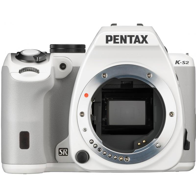 Pentax K-S2 корпус, белый