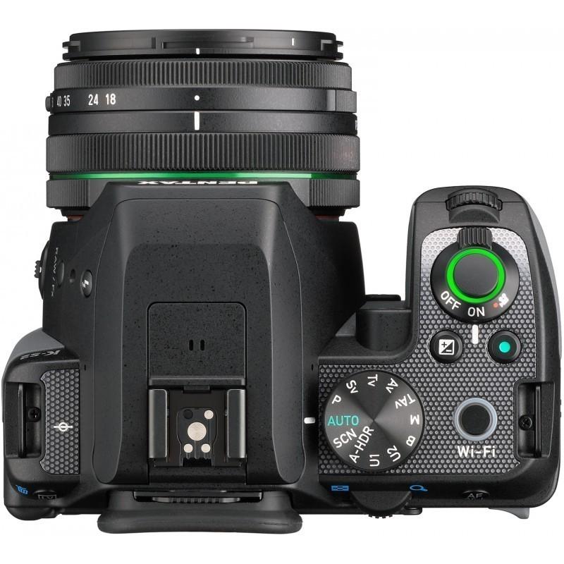 Pentax K-S2+DA L 18-50+DA L 50-200 Kit m