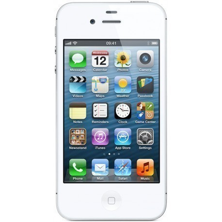Apple iPhone 4S 8GB A1387, valge