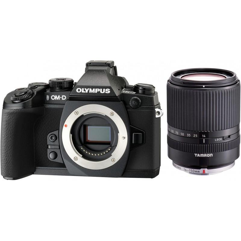 Olympus OM-D E-M1 + Tamron 14-150mm