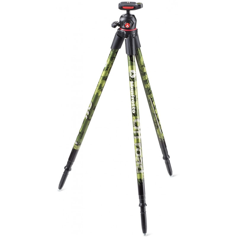 Manfrotto штатив OffRoad MKOFFROADG, зеленый