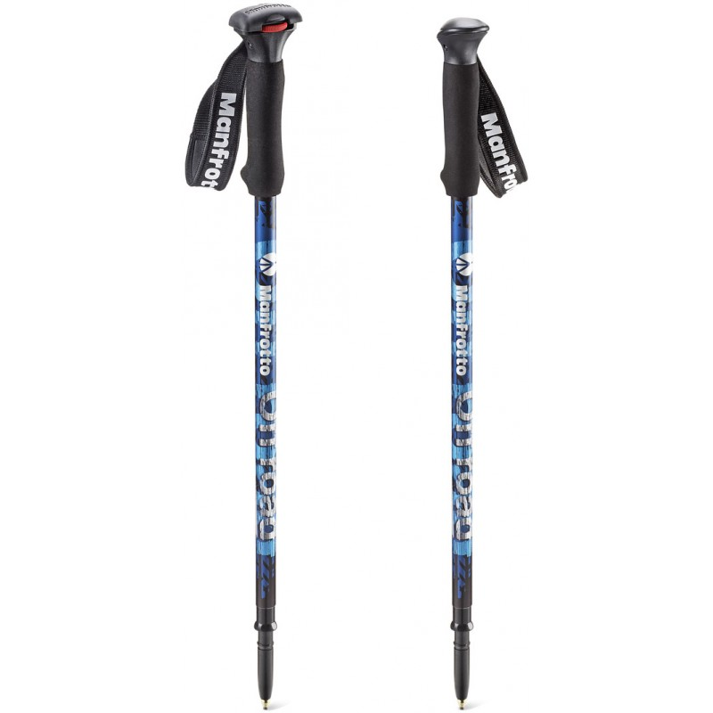 Manfrotto üksjalg OffRoad Walking Sticks MMOFFROADB, sinine